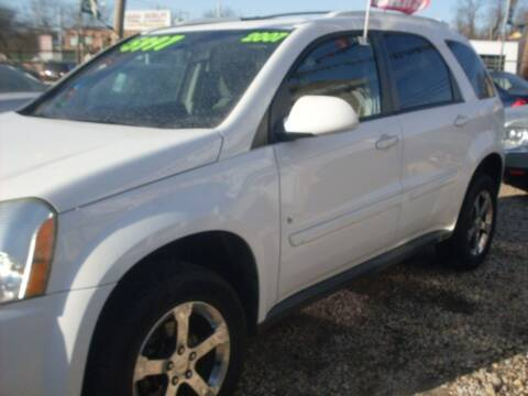 2007 Chevrolet Equinox for sale at Flag Motors in Islip Terrace NY