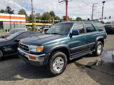 1996 Toyota 4Runner for sale at A1 Group Inc in Portland OR