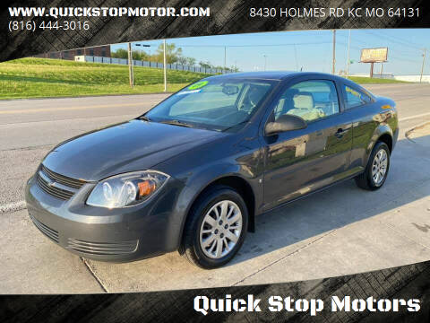 2009 Chevrolet Cobalt for sale at Quick Stop Motors in Kansas City MO