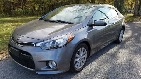 2016 Kia Forte Koup for sale at G T Auto Group in Goodlettsville TN