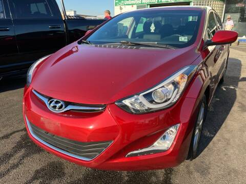 2015 Hyundai Elantra for sale at MFT Auction in Lodi NJ