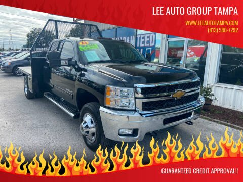 2013 Chevrolet Silverado 3500HD for sale at Lee Auto Group Tampa in Tampa FL