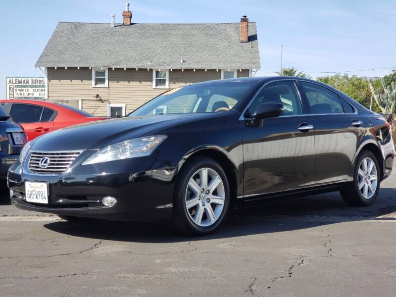 2009 Lexus ES 350 for sale at First Shift Auto in Ontario CA