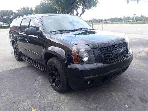 2012 GMC Yukon XL for sale at LAND & SEA BROKERS INC in Deerfield FL
