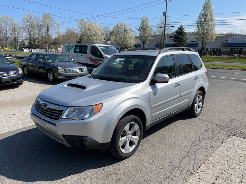 2009 Subaru Forester for sale at Candlewood Valley Motors in New Milford CT