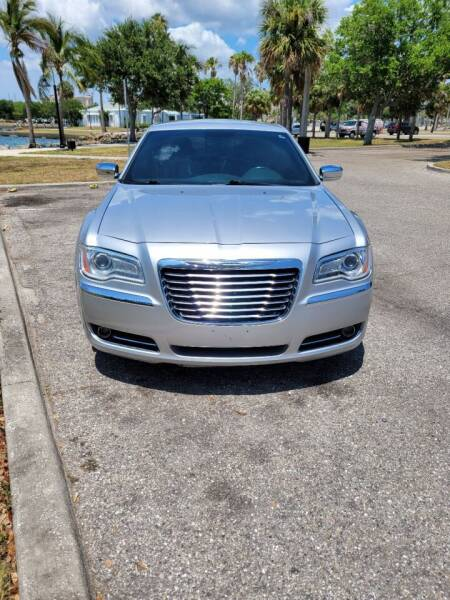 2012 Chrysler 300 for sale at ATA   AUTO SALES INC in Sarasota FL
