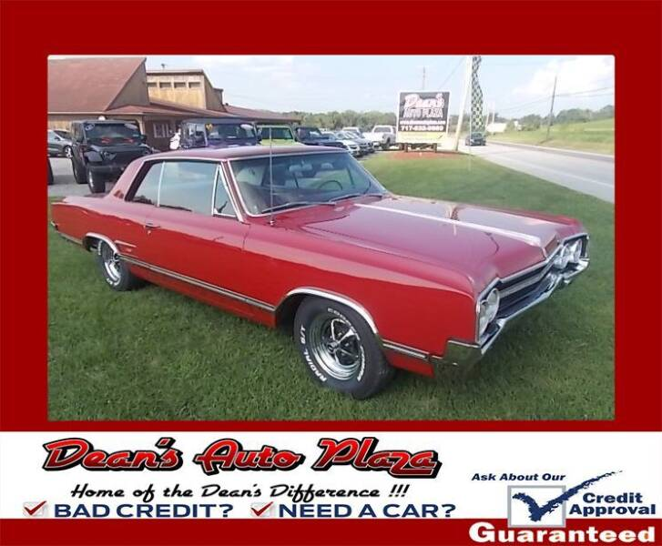 1965 Oldsmobile 442 for sale at Dean's Auto Plaza in Hanover PA