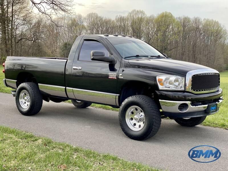 2007 Dodge Ram Pickup 2500 for sale at B & M Motors, LLC in Tompkinsville KY
