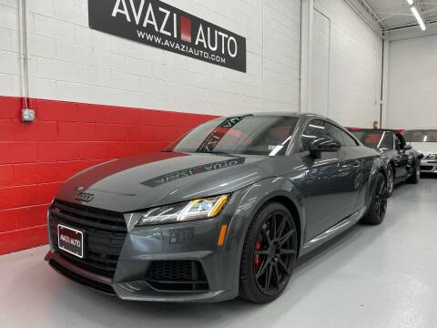 2017 Audi TTS for sale at AVAZI AUTO GROUP LLC in Gaithersburg MD