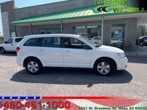 2013 Dodge Journey for sale at UPARK WE SELL AZ in Mesa AZ