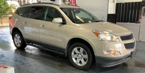 2012 Chevrolet Traverse for sale at Mad Motors LLC in Gainesville GA