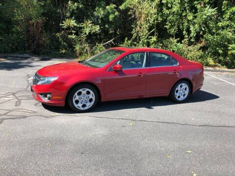2010 Ford Fusion for sale at Chris Auto South in Agawam MA