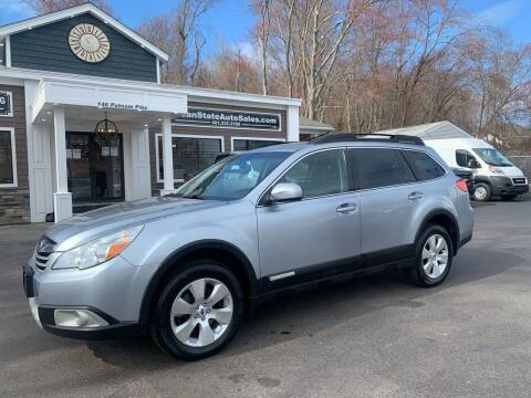 2012 Subaru Outback for sale at Ocean State Auto Sales in Johnston RI