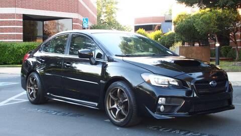 2016 Subaru WRX for sale at Okaidi Auto Sales in Sacramento CA