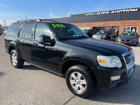 2010 Ford Explorer for sale at Motor City Auto Auction in Fraser MI