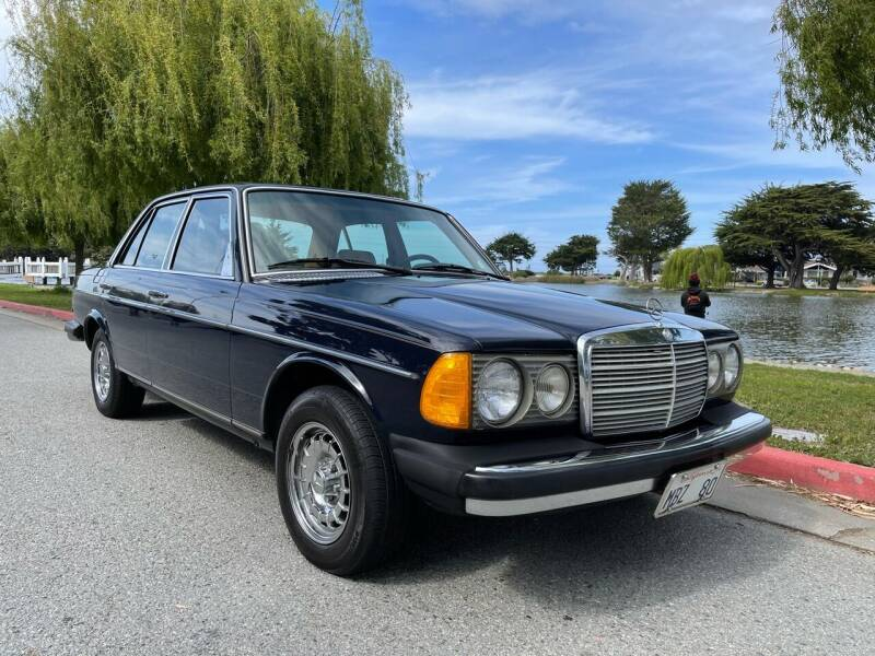 1980 Mercedes-Benz 300-Class for sale at Dodi Auto Sales in Monterey CA