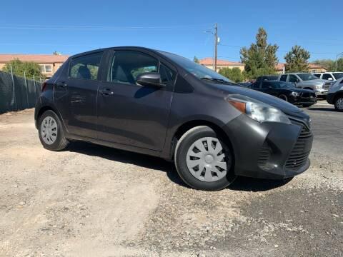 2015 Toyota Yaris for sale at Boktor Motors in Las Vegas NV