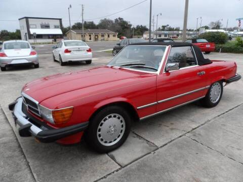 1986 Mercedes-Benz 560-Class for sale at Bavarian Auto Center in Rockledge FL