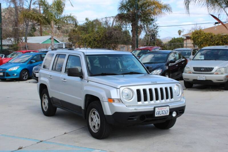2011 Jeep Patriot for sale at Car 1234 inc in El Cajon CA