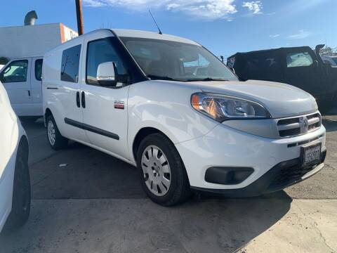 2016 RAM ProMaster City Cargo for sale at Best Buy Quality Cars in Bellflower CA