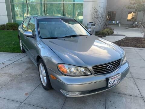 2004 Infiniti I35 for sale at Top Motors in San Jose CA