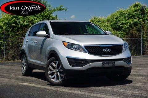 2016 Kia Sportage for sale at Van Griffith Kia Granbury in Granbury TX