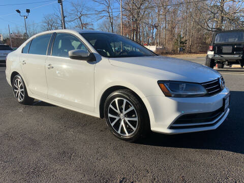 2017 Volkswagen Jetta for sale at Vantage Auto Group in Brick NJ