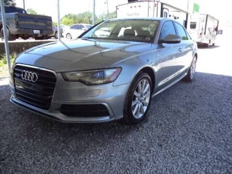 2013 Audi A6 for sale at PICAYUNE AUTO SALES in Picayune MS