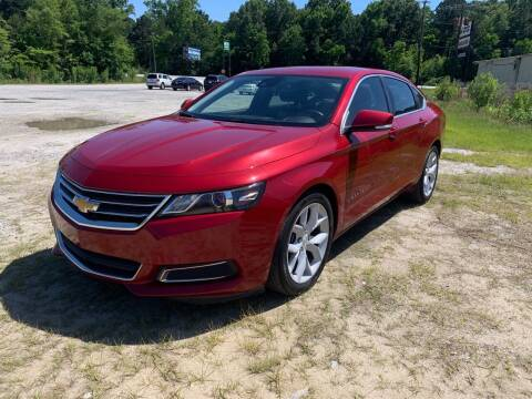 2014 Chevrolet Impala for sale at Hwy 80 Auto Sales in Savannah GA