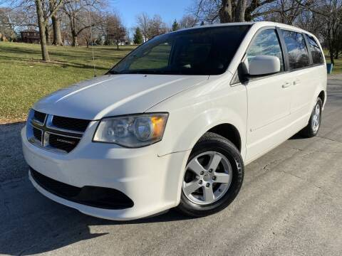 2012 Dodge Grand Caravan for sale at Bloomington Auto Sales in Bloomington IL