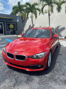 2017 BMW 3 Series for sale at YOUR BEST DRIVE in Oakland Park FL