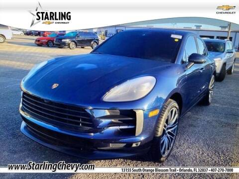 2020 Porsche Macan for sale at Pedro @ Starling Chevrolet in Orlando FL