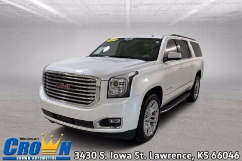 2019 GMC Yukon XL for sale at Crown Automotive of Lawrence Kansas in Lawrence KS