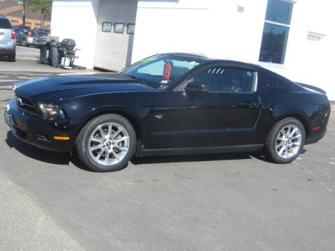 2011 Ford Mustang for sale at Price Auto Sales 2 in Concord NH