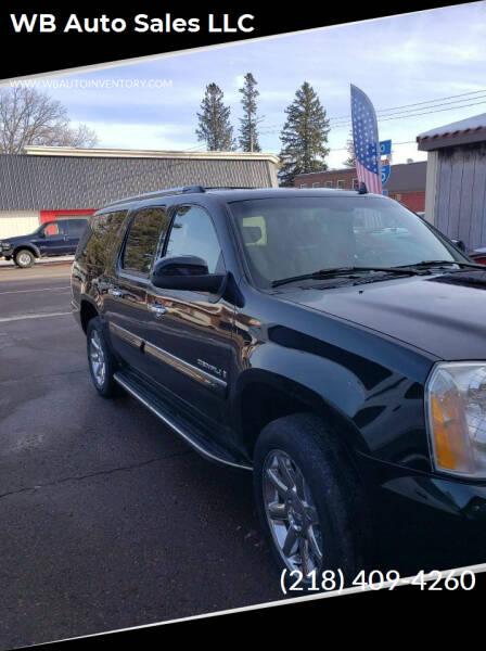 2007 GMC Yukon XL for sale at WB Auto Sales LLC in Barnum MN