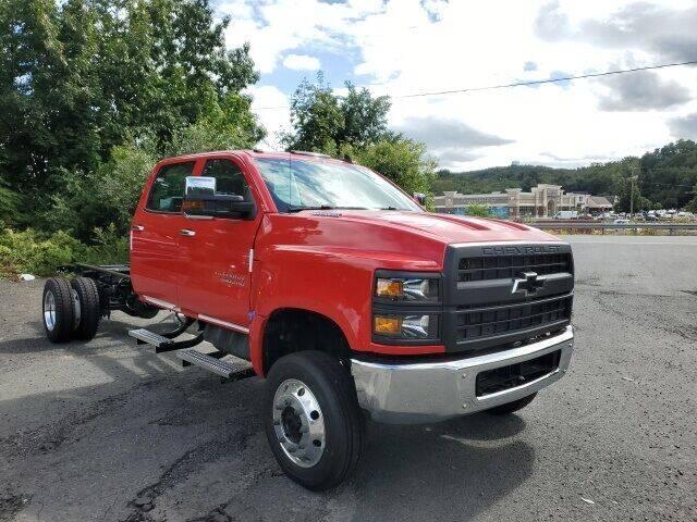 2021 Chevrolet Silverado 4500HD for sale in Waterbury, CT
