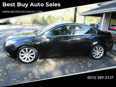 2012 Buick Regal for sale at Best Buy Auto Sales in South Beloit IL