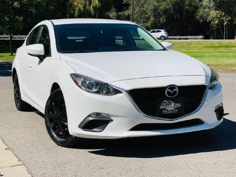 2016 Mazda MAZDA3 for sale at Boise Auto Group in Boise ID