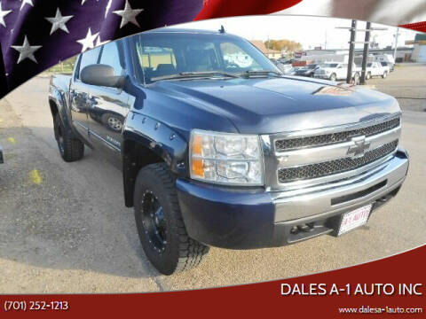 2010 Chevrolet Silverado 1500 for sale at Dales A-1 Auto Inc in Jamestown ND