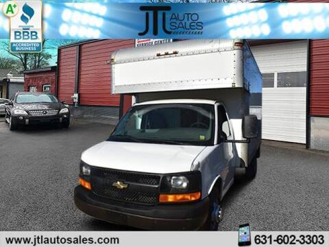 2006 Chevrolet Express Cutaway for sale at JTL Auto Inc in Selden NY