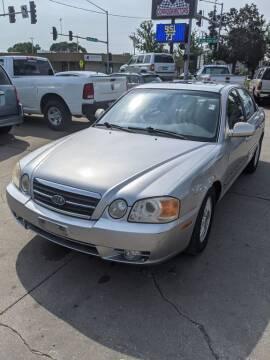 2004 Kia Optima for sale at Corridor Motors in Cedar Rapids IA