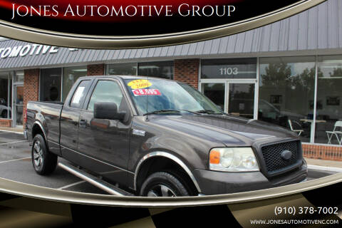 2006 Ford F-150 for sale at Jones Automotive Group in Jacksonville NC
