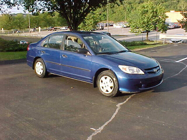 2005 Honda Civic Value Package 4dr Sedan - Pittsburgh PA