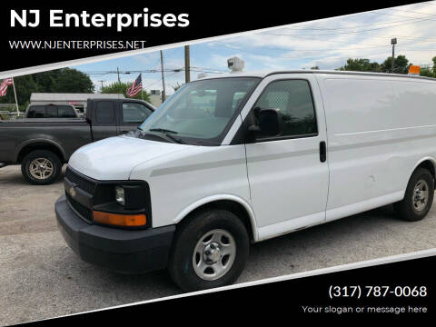2007 Chevrolet Express Cargo for sale at NJ Enterprises in Indianapolis IN