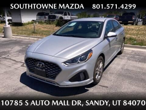 2019 Hyundai Sonata for sale at Southtowne Mazda of Sandy in Sandy UT