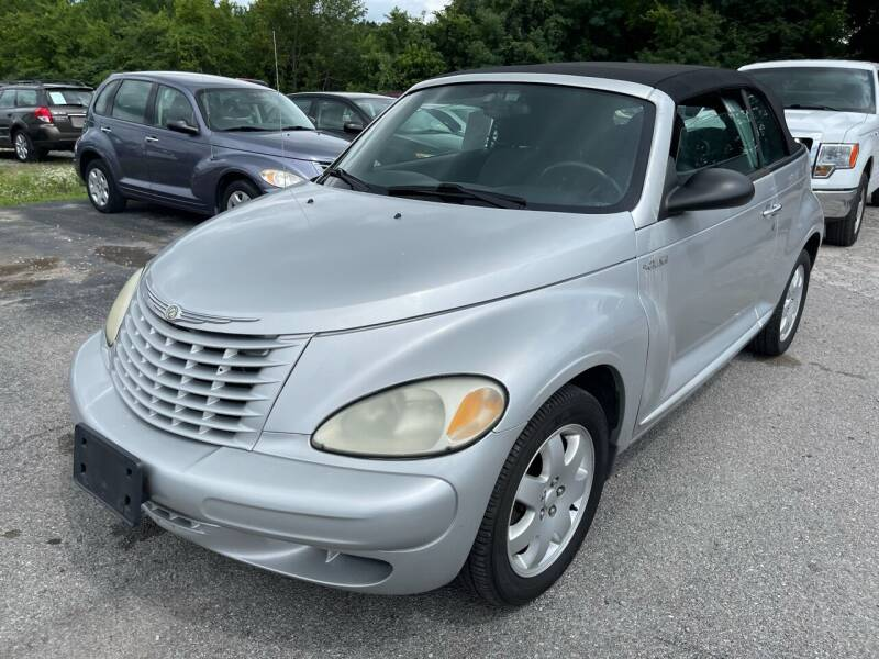 2005 Chrysler PT Cruiser for sale at Best Buy Auto Sales in Murphysboro IL