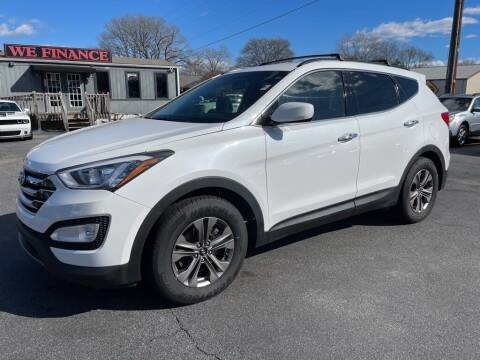 2015 Hyundai Santa Fe Sport for sale at Modern Automotive in Boiling Springs SC