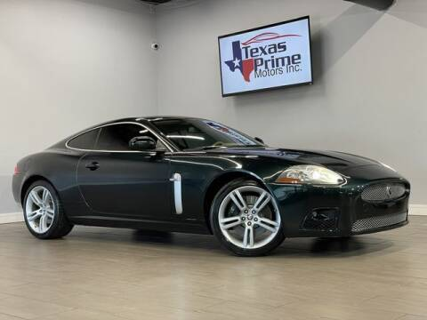2008 Jaguar XK-Series for sale at Texas Prime Motors in Houston TX