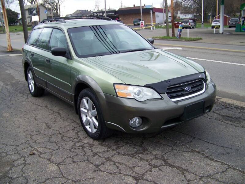 2007 Subaru Outback for sale at Collector Car Co in Zanesville OH