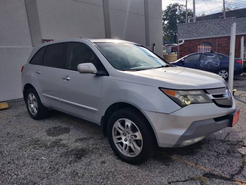 2007 Acura MDX for sale at AA Auto Sales LLC in Columbia MO